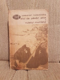 STOL DE PASARI ALBE/VUIETUL MUNTELUI-YASUNARI KAWABATA
