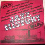 Mapa cu 10 discuri vinil, NOI, de colectie, cu muzica jazz