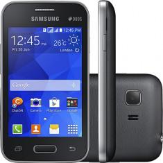 Samsung, Nokia, HTC si Philips vand. - Telefon mobil Samsung Galaxy Y, Gri, Neblocat