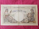 ROMANIA 500 LEI 1934 TARANCUTE VF