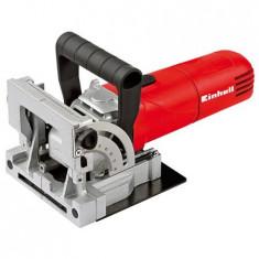 Masina de frezat pentru dibluri din lemn/biscuitor Einhell TC-BJ 900, 860W, 751-1000, 1-3.5