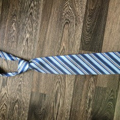 Cravata Emporio Armani NOUA, Albastru
