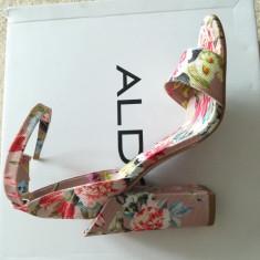 Sandale de vara ALDO marimea 36 - Sandale dama Aldo, Culoare: Multicolor, Marime: 35 1/3
