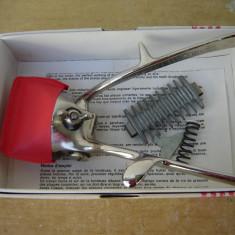 Masina de tuns mecanica vintage Solingen Ern Krone & Schwert - Aparat de Tuns