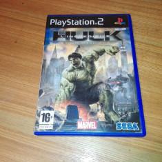 Joc Playstation 2/ps2 Hulk - Jocuri PS2 Sega