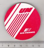 Bnk ins Insigna tematica aviatie - Air France, Europa
