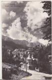 bnk cp Sinaia - Vedere spre Caraiman - uzata