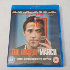 Film Blu-ray bluray The Ides of March, BLU RAY, Engleza