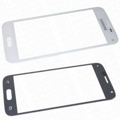 Ecran Samsung Galaxy s5 mini SM-G800F alb geam