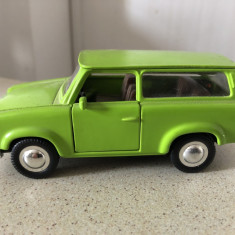 Trabant,macheta metalica,automobil DDR