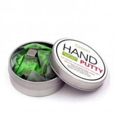 Plastilina magnetica, magnetic putty, hand putty, culoare verde, peste 14 ani