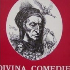 Divina Comedie  - Dante Alighieri (traducere Giuseppe  Cifarelli)
