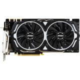 Placa video MSI nVidia GeForce GTX 1080 Armor OC 8GB DDR5 256bit