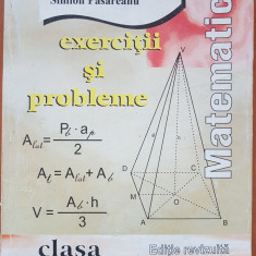 EXERCITII SI PROBLEME CLASA A VIII-A - Tiotioi, Cerchez, Pasareanu