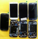 Lcd Samsung Galaxy S3 i9300 display cu touchscreen negru alb