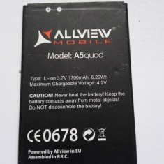 Acumulator Allview P5 MINI A5 DUO A5 QUAD swap