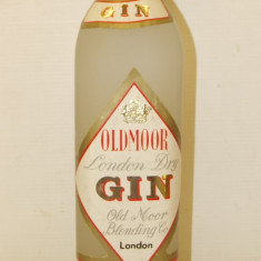 oldmoor, london gin old moor blending london, CL 70 GR 40 ani 80