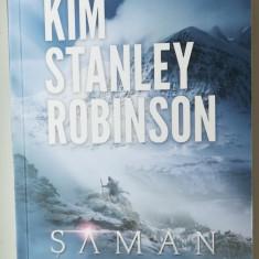 Kim Stanley Robinson - Saman