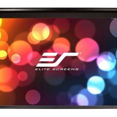 Ecran de proiectie ELITESCREENS 16/9EL220-ELECTRIC100H Dimensiunea vizibila 124.5 x 221.4 cm