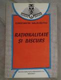 Rationalitate si discurs: perspective ... asupra retoricii/ C. Salavastru