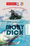 Moby Dick. Cele mai frumoase povesti bilingve - Herman Melville, Herman Melville