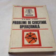 Probleme De Cercetare Operationala - Gh.gh. Vranceanu, St. Mititelu-RF14/2