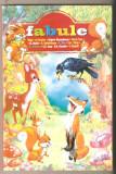 Fabule-A.Pann,Esop,La Fontaine,G.Alexandrescu