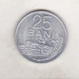 bnk mnd Romania 25 bani 1982 aunc