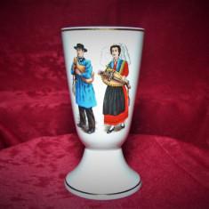 Cupa vaza portelan Limoges, colectie, cadou, vintage