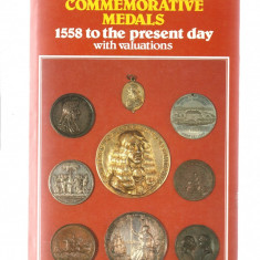 SPINK - Catalogue of British Commemorative Medals 1558-1984 with Valuations