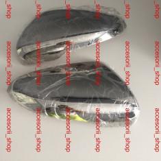 ornament capace oglinda TOURAN 2009-2017 ornamente oglinzi inox