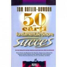 Tom butler bowden 50 de carti fundamentale de spiritualitate