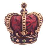 Coroana regala 16x16 cm Red