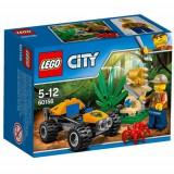 LEGO City Automobil de Jungla 60156