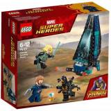 LEGO Marvel Super Heroes Atacul Transportorului de Trupe Outrider 76101