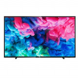 Televizor Philips LED Smart TV 55 PUS6503/12 139cm Ultra HD 4K Black
