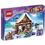 LEGO Friends Cabana din Statiunea de Iarna 41323