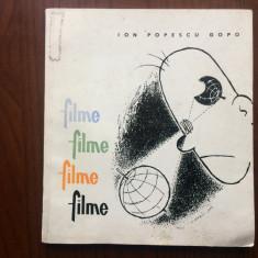 Ion Popescu Gopo filme filme in limba germana editura meridiane 1963 RPR hobby, Alta editura
