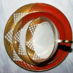 Set mic dejun Wallendorf, Made in GDR