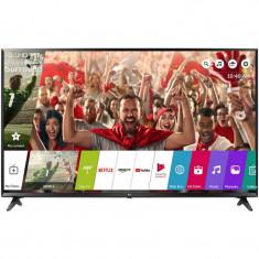 Televizor LG LED Smart TV 65 UK6100PLB 165cm Ultra HD 4K Black, 165 cm
