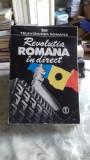 REVOLUTIA ROMANA IN DIRECT - TELEVIZIUNEA ROMANA, MIHAI TATULICI