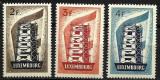 Cumpara ieftin SERIE LUXEMBOURG--EUROPA CEPT --1956 MNH