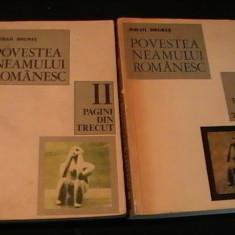 POVESTEA NEAMULUI ROMANESC-MIHAIL DRUMES-VOL1=323 PG - VOL2=278 PG-, Alta editura