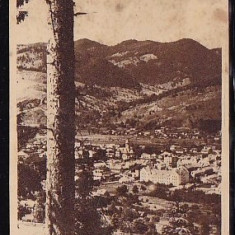 ROMANIA 1952 - CAMPULUNG MOLDOVENESC.  ILUSTRATA CIRCULATA, FD83, Fotografie
