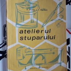 ATELIERUL STUPARULUI 1967 STARE FOARTE BUNA