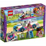 LEGO Friends Vehiculul de Misiune al Oliviei 41333