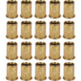 Set 20 piulite nituibile M6 YATO