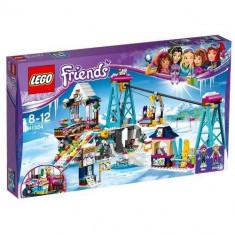 LEGO Friends Schiliftul Statiunii de Iarna 41324