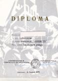 bnk fil Diploma Expofil  Omagiala Lupeni `29 Lupeni 1979