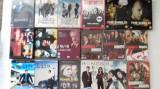 LOT 18 SERIALE DVD - Sopranos + Criminal Minds + Spooks +CSI +, SF, Engleza